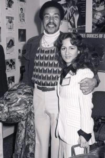 Smokey Robinson with Teena Marie