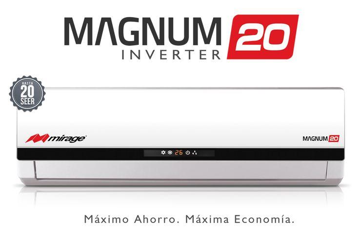 foto aire magnum 20 inverter mirage