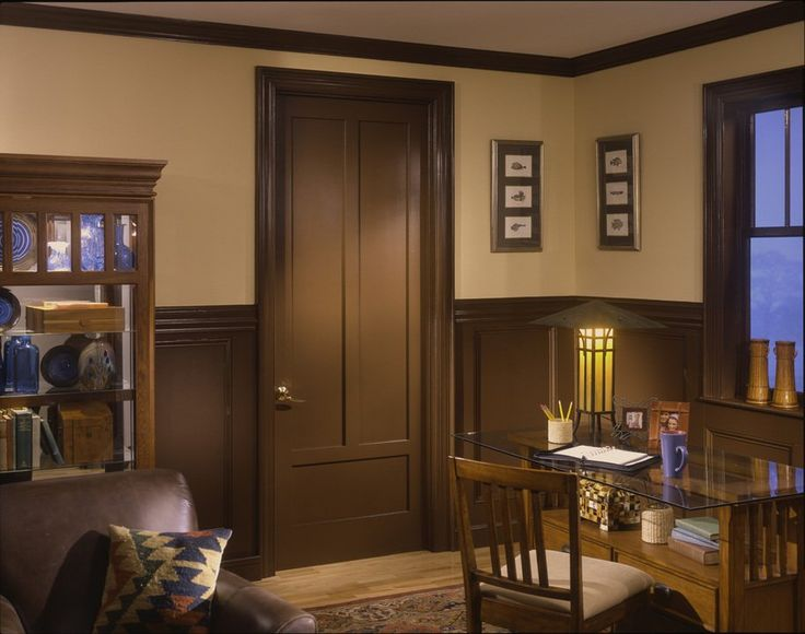 Wooden Doors - Arts Crafts Collection from TruStile