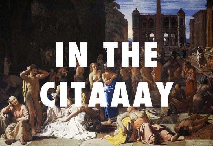 Ancient citaaay plague Plague in an Ancient City (1652-1654), Michiel Sweerts / California Love, 2Pac feat. Dr. Dre
