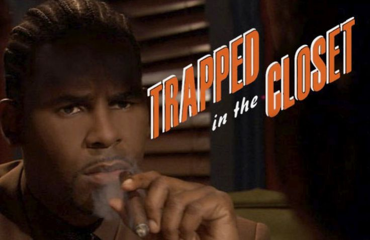Apple may be working on a 'sequel' to R. Kelly's 'Trapped in the Closet' (AAPL)