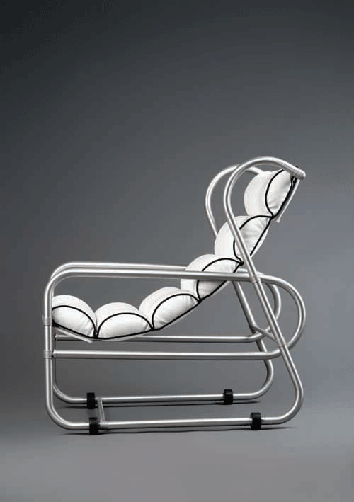 Warren McArthur Jr., Sling Seat Lounge Chair 1935