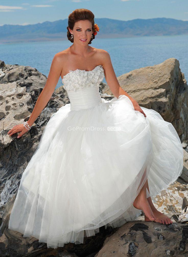 63 besten Vestidos novia Bilder auf Pinterest | Kleid hochzeit ...