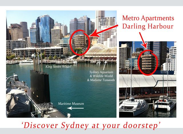 Metro Apartments On Darling Harbour: The 12th International Semantic Web  Conference ISWC 2013