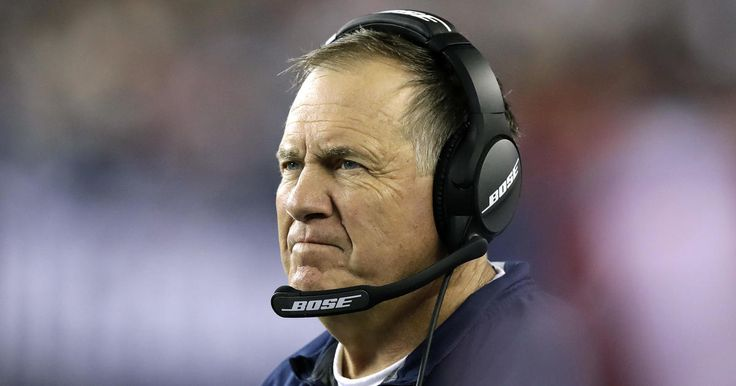 Patriots head coach Bill Belichick addresses the media during his conference call on Monday, October 23, 2017.
