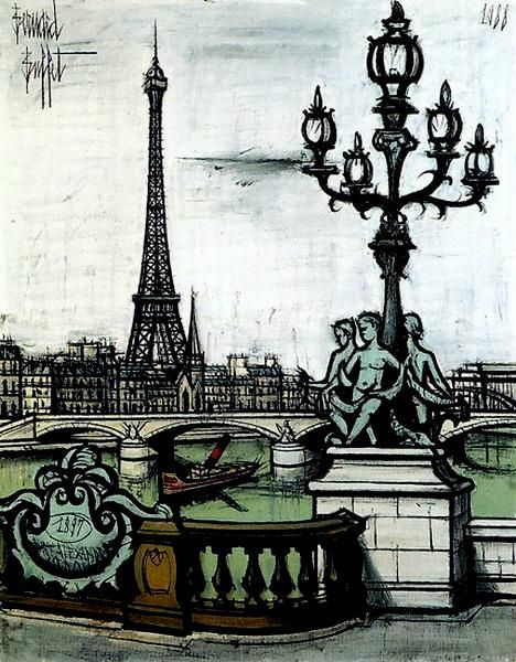 Bernard Buffet                                                                                                                                                      Plus