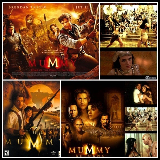 Image result for the mummy collection