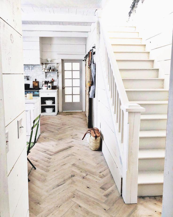 Farmhouse Stairways