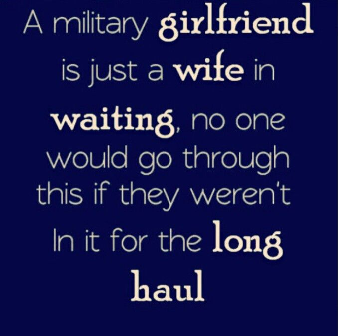 So true!  Wife in Waiting Milso