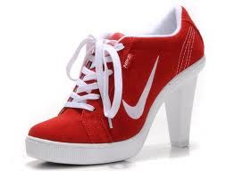 25 best ideas about nike high heels on