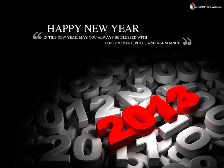 Best 2013 Cards - Happy New Year | Art & Design    2013 Cards, Art, Best, Design, Essam Abdou, Graphics, Happy New Year, Submissions