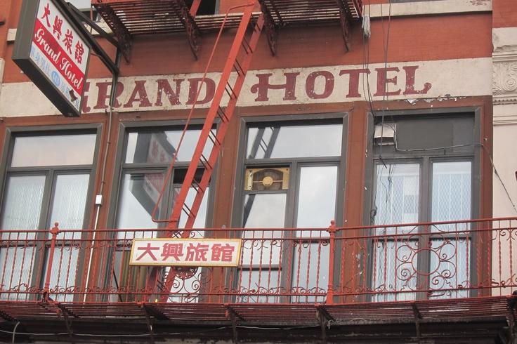 Grand Hotel, Chinatown, New York: Grand Hotels, New York