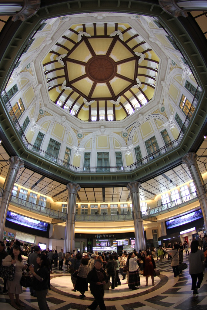 South hall of Tokyo Station