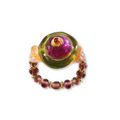 Orna Lalo Olive Green Royal Ring Orna Lalo. $12.00. Save 65%!