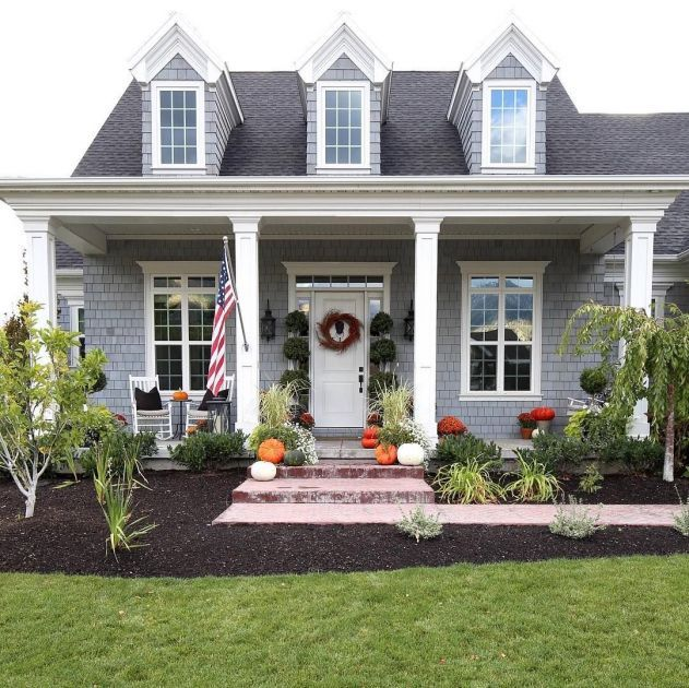 Small Porch Designs Can Have Massive Appeal: 25+ Best Ideas About Cape Cod Exterior On Pinterest