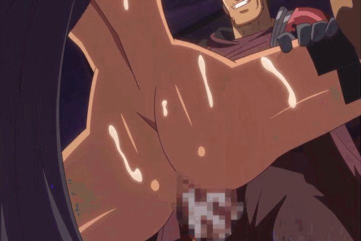 kuroinu kedakaki seijo wa hakudaku ni somaru(HentaI)