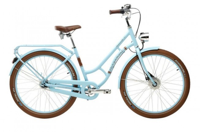 Bergamont bike