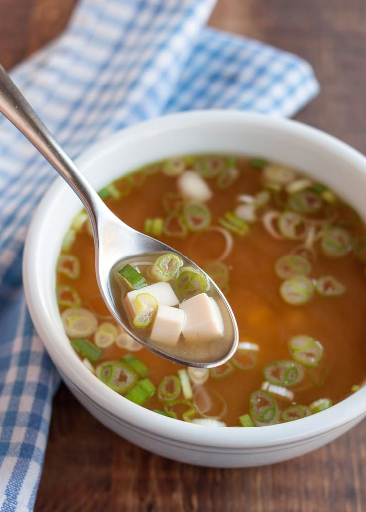 Cooking Lessons: How To Make the Best, Easy, Authentic, Miso Soup Recipe.