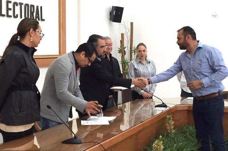 Presenta Movimiento Ciudadano la Plataforma Política ante el Instituto Estatal Electoral | El Puntero