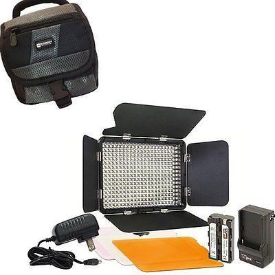 Batteries and Power Accessories: Panasonic Lumix Dmc-Fz2500 Digital Camera Lighting Vidpro Led Light Kit -> BUY IT NOW ONLY: $89 on eBay!