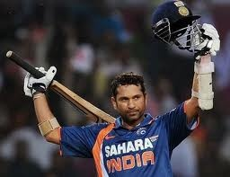 THE GOD OF CRICKET WHEN HE BECAME THE FIRST PERSON ON PLANET TO SCORE 200 IN AN ODI!!!