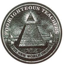Poor Righteous Teachers, The New World Order, 5.75 X 5.75 Sticker, 1996