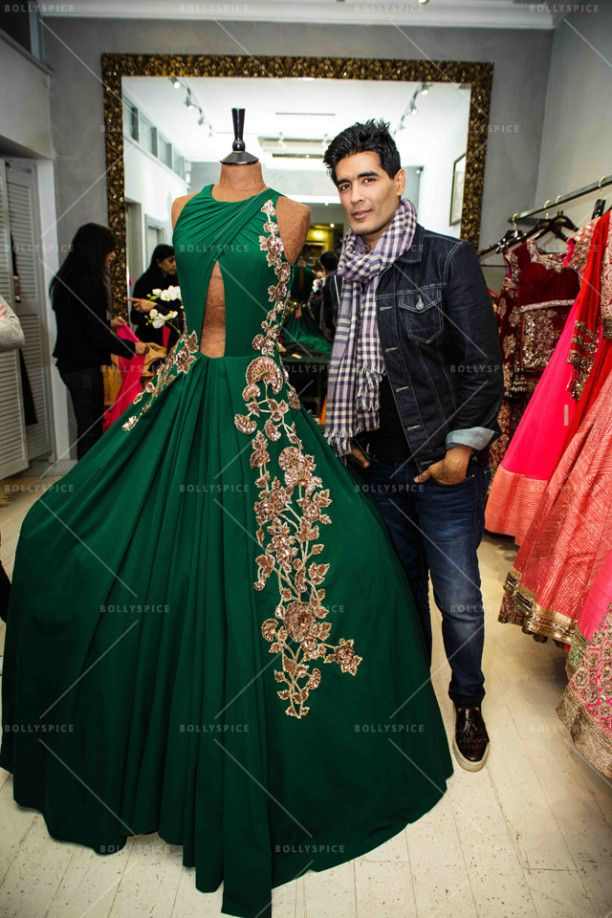 One of The Prince's Charities,The British Asian Trust,hosted an exclusive preview of the latest Festive collection presented by celebrated Indian designer,Manish Malhotra,onThursday 24thSepte…