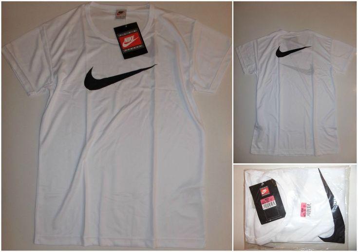 Vtg 1990's NIKE SWOOSH PRO ELITE Training Football Running Tennis T-Shirt OG #Nike #ShirtsTops