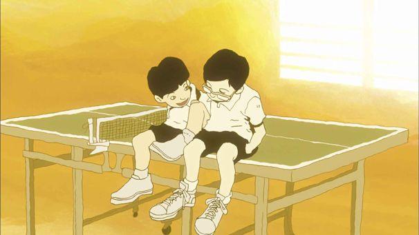 (C)松本大洋・小学館/アニメ「ピンポン」製作委員会