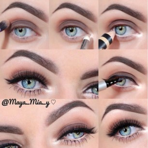 229 best images about Beauty on Pinterest | Smoky eye, Neutral ...