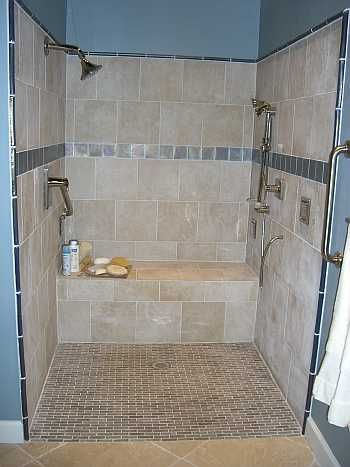 Best 25+ Roll in showers ideas on Pinterest | Bathroom ...