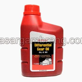 TOYOTA Differential Gear Oil GL-5 90