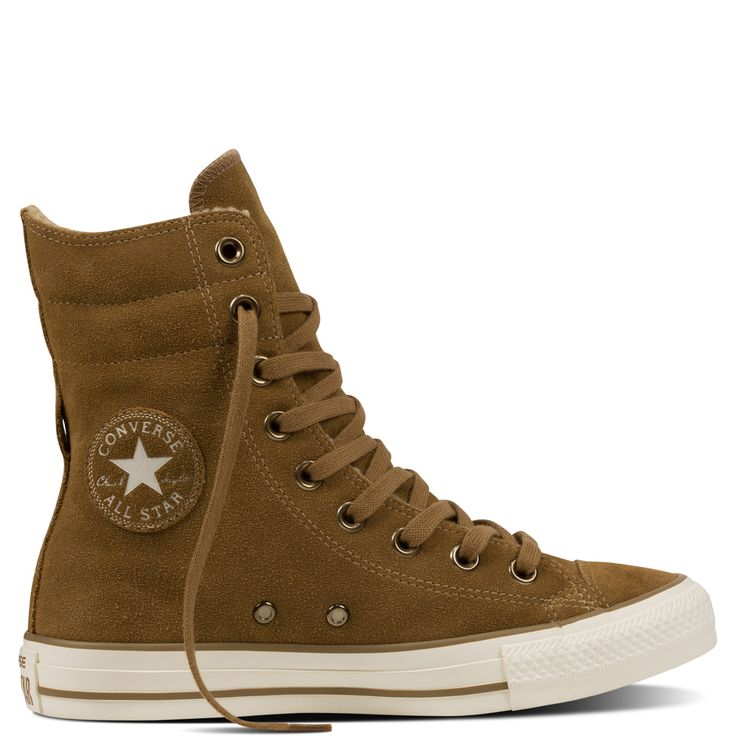 SneakerBoot Chuck Taylor All Star High-Rise Shearling Boot - Converse FR