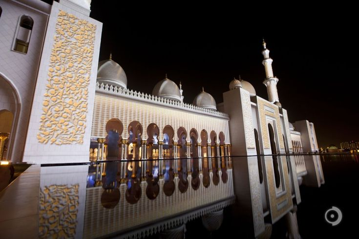 Grand Mosque Projection Mapping Breakdown | TripleWide Media