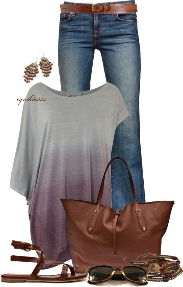 """""""Saturday Morning"""" by cynthia335 on Polyvore"""