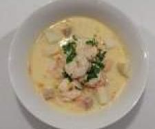 Seafood Chowder | Official Thermomix Recipe Community