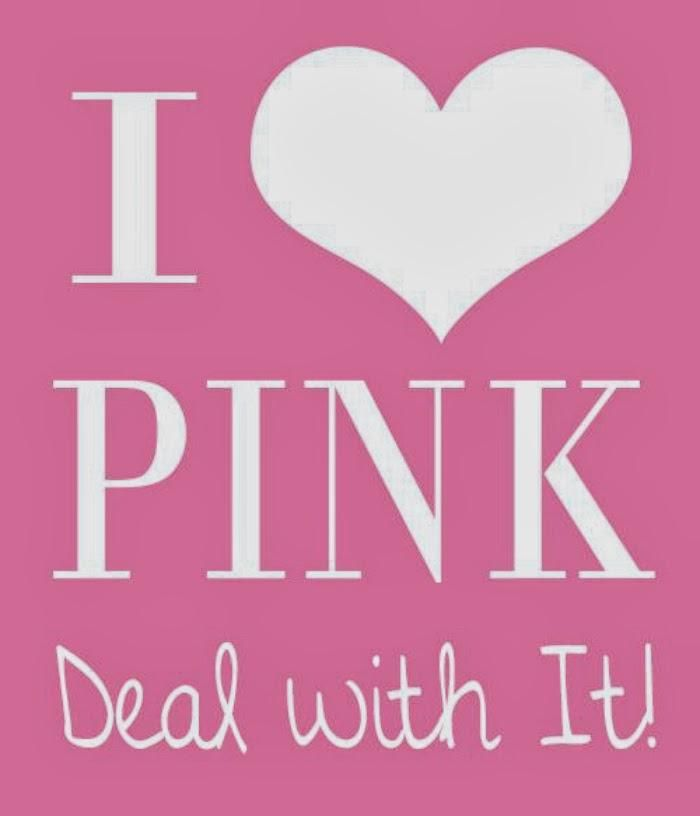 Pink Jewelry | My color: pink!