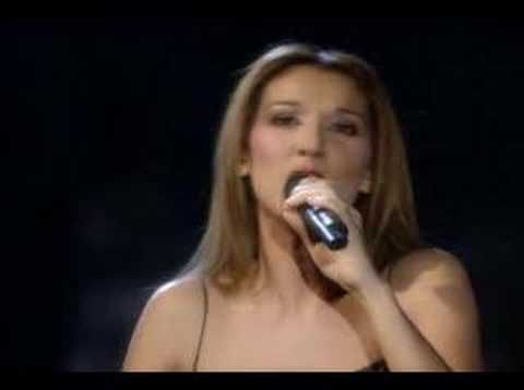 All the Way - Celine Dion and Frank Sinatra LIVE *If I EVER have a vow renewal, this will be our first dance song!
