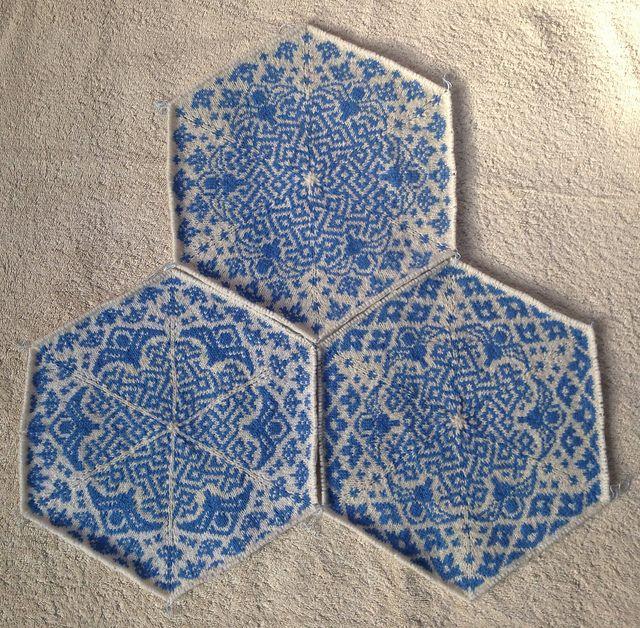 16 best Persian Tile Crochet Blanket Pattern images on ...