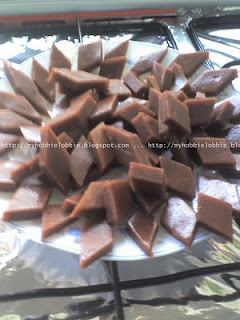 Guava Cheese ... Perad ... a Goan delicacy on the Kuswar (Traditional Indian Christmas) platter.