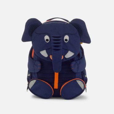 Heute ist Morgen Affenzahn Kinderrucksack Elefant Elias