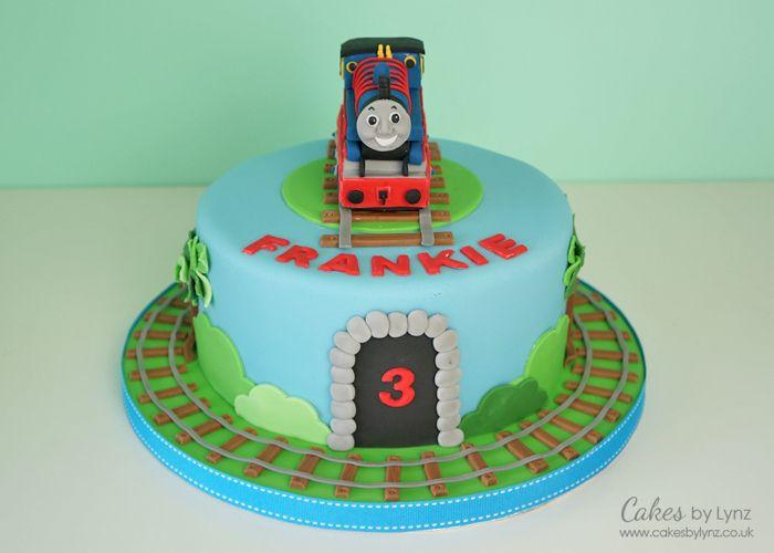 Best Birthday Cake Images On Pinterest Birthday Party Ideas - Thomas birthday cake images