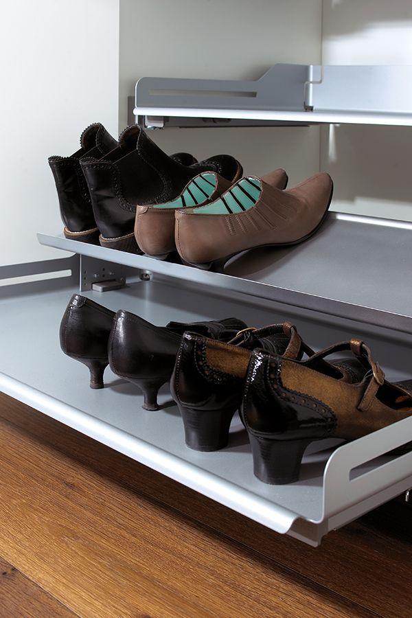 Ankleide Schuhtablar Peka Schuhschrank Schrank Ankleide