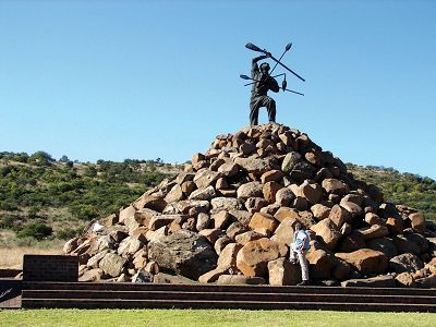 Heilbron, Riemland Route © Image courtesy of The Riemland Route Free State
