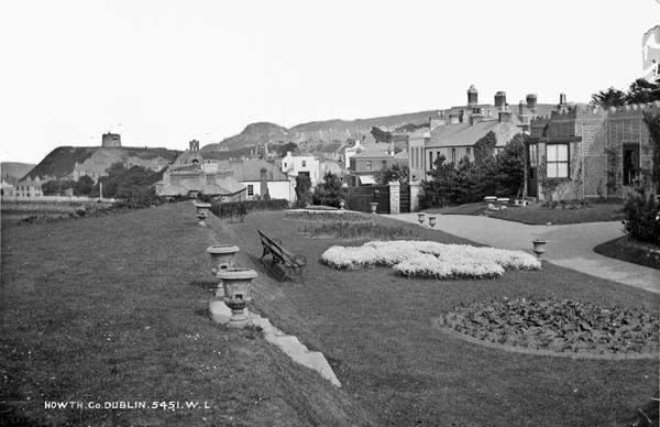 "General View, Howth, Co. Dublin by French, Robert, 1841-1917 photographer Published / Created: [between ca. 1865-1914]. In collection: The Lawrence Photograph Collection ""...Howth. Co. Dublin. 5451. W. L...."""