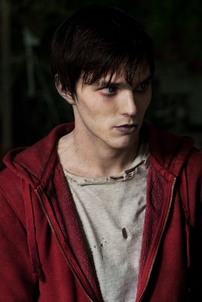 Nicolas Hoult in Warm Bodies - Hottest dead guy ...
