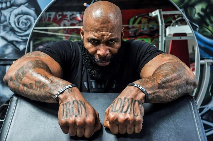 CT Fletcher - Age | Height | Weight | Images | Bio