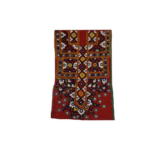 One Of Kind Antique Banjara Hand Stitched Dress by MyCraftPalace
