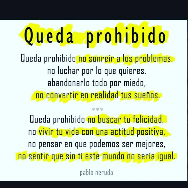 Www.triskelate.com ¡Queda prohibido! #frases #conciencia #felicidad #alma #triskelate