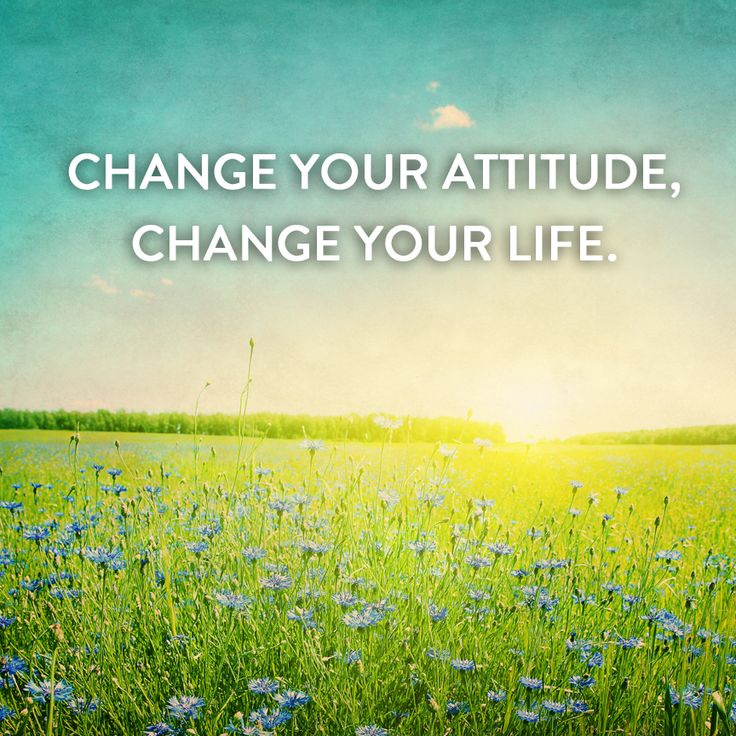 Change Your Attitude, Change Your Life. Estroven's Here